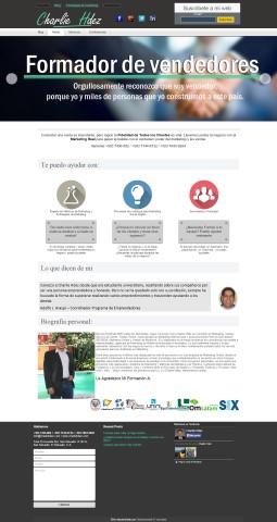Desarrollo de aplicaciones web En honduras  charliehdez.com